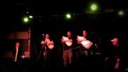 Победителите от фестивала Гуча 2013 - Кристиан Азирович Оркестър & Бонбог (тъпани и Гайди) 05.04