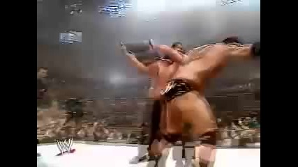 The Great Khali vs Batista Punjabi Prison Match Promo!!