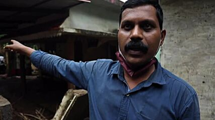 India: Death toll rises as Kerala rains cause massive landslides