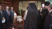 Brazil: Patriarch Kirill meets with Pres. Rousseff on Latin American tour