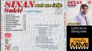 Sinan Sakic i Juzni Vetar - Ljutim se na samog sebe (Audio 1985)