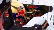 F1 2013 - кадри от тестовете на Херез и новите болиди [hd]