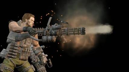 Видео игра с Арнолд Шварценегер