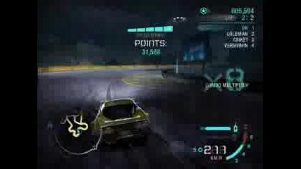 Nfs: Carbon Drift Corvette Z06