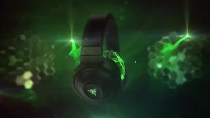Реклама на Razer Kraken 7.1