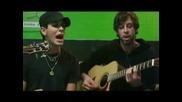 Cobra Starship (acoustic)
