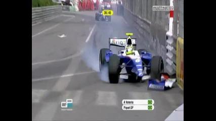 Motorsports crashes 2009,2010