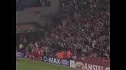 Гол На Steven Gerrard
