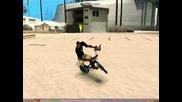Gta Sa Custom Trial Bike 2