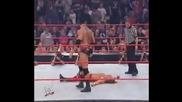Batista vs. Shawn Michaels - Wwe Armageddon 2003