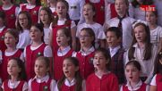 """Химн на Европа - Откриване на изложба """"Бъди зелен, бъди модерен, бъди Европа"""""""
