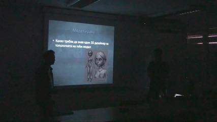 Семинар за начинаещи гейм разработчици част 3