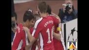 Арсенал - Олимпиакос 2:0 Шампионска Лига!!! (29.09.09)