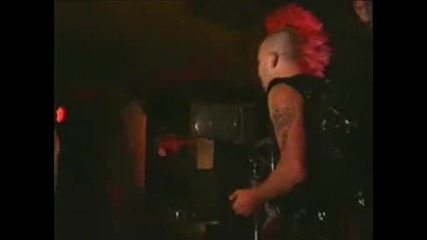 The Exploited - Lets Start A War live