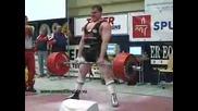 Vladimir Bondarenko 400kg