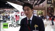 Japan: Toyota unveils new 'KIKAI' concept car at Tokyo Motor Show