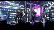M. I . B - G. D. M ( Girls Dreams Money ) : Debut Stage on Inkigayo