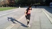 Bulgaria Freestyle Football meeting Sofia 1.11.2010