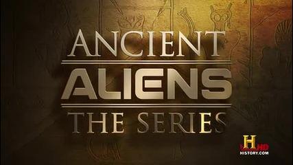 History Channel Hd - Извънземни в древността