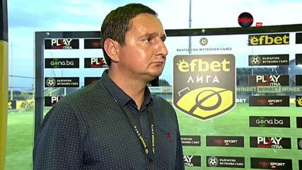 Шеф в Ботев призна: Има голям интерес от Трабзон за Неделев