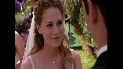 One Tree Hill - Naley-Wedding