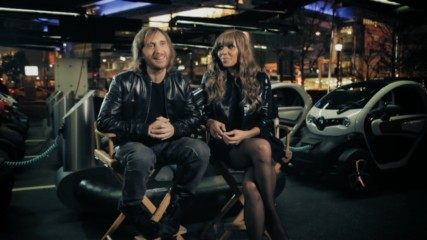 David Guetta - The Alphabeat (Behind the Scenes) (Оfficial video)
