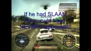 Need For Speed Most Wanted - Porj3