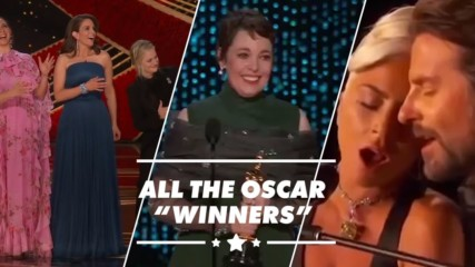 All the moments that made the 2019 Oscars