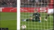 Panathinaikos надви Roma с 2 - 3 в голов спектакъл в Рим