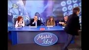 Music Idol 2 - 29.02.08г. - Изпълнението на Денислав Новев High Quality