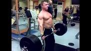 Георги Петриков 245 кг. мъртва тяга