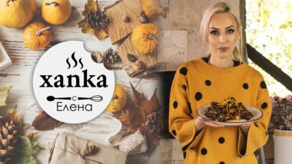 Очаквайте ХАПКА с ЕЛЕНА ПЕТРЕЛИЙСКА от 30 октомври във Vbox7!