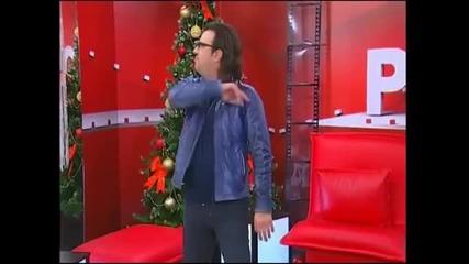 Aca Lukas - Dodji gore - Promocija - (TV DM SAT 01.01.2015.)