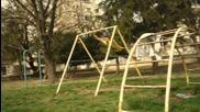 Freerun Bulgaria - Цветелин Пачев - една тренировка