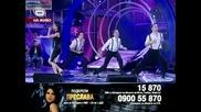 Music Idol 3 - Латино концерт - Преслава Мръвкова
