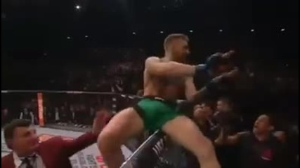 Conor Mcgregor vs Jose Aldo full fight 13.12.2015