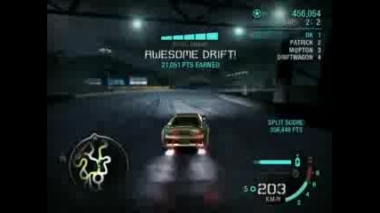 Nfs: Carbon Drift