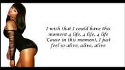 Nicki Minaj - Moment 4 Life (feat. Drake) Lyrics Video Hd
