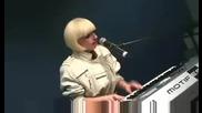Lady Gaga - Paparazzi (acoustic) [live on Nova Radio]