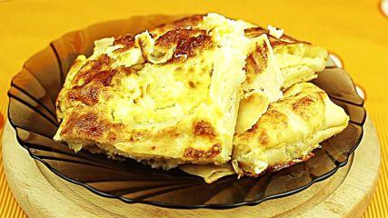 Уникални банички със сирене котидж