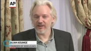 Assange Likely to Remain in Embassy Pending U.S. Wikileaks Probe