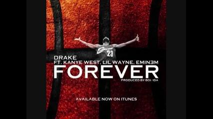 Forever Feat. Drake Lil Wayne Eminem Kanye West New Song 2009