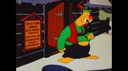 Уди Кълвача Анимация Woody Woopecker - Ski for two