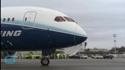 FAA Warns Of Boeing 787 Glitch That Could Cause Loss Of Control
