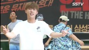150819 Infinite Sunggyu In The Heights Rehearsal Sstv