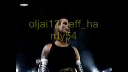 Jeff Hardy Return To The Wwe Promo 2013