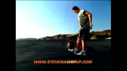 Steve Nash Basketball - Football