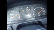 Honda Crx B16a1 Ускорение !