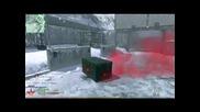 Call of Duty:modern Warfare 2 - Predator Missile Fail + Game winning kill