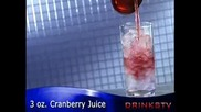 Коктейл Cranberry Sunrise